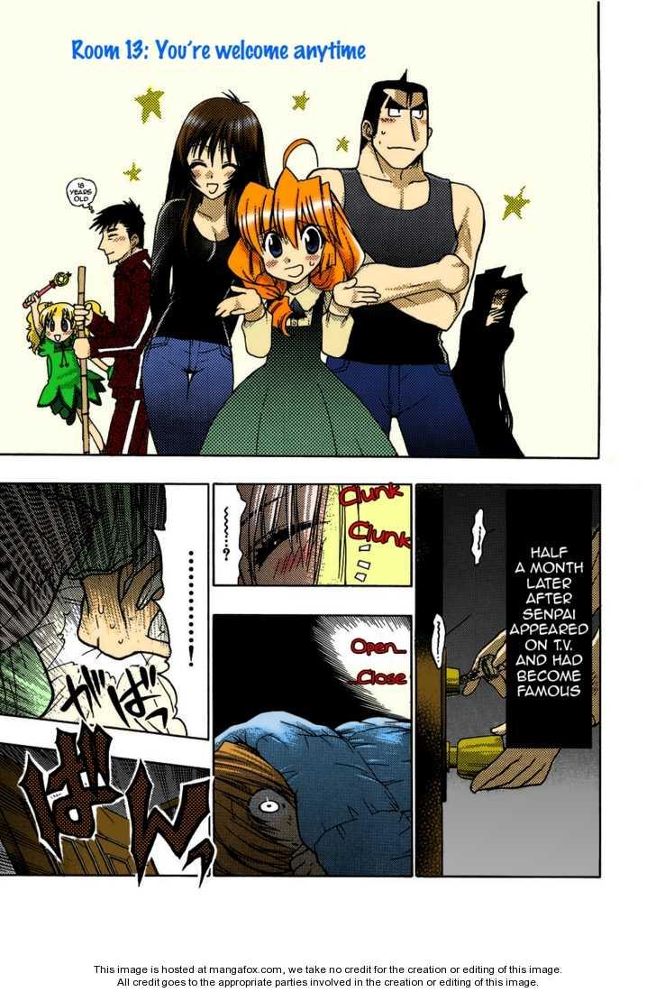 Strange Mansion 13 Page 1