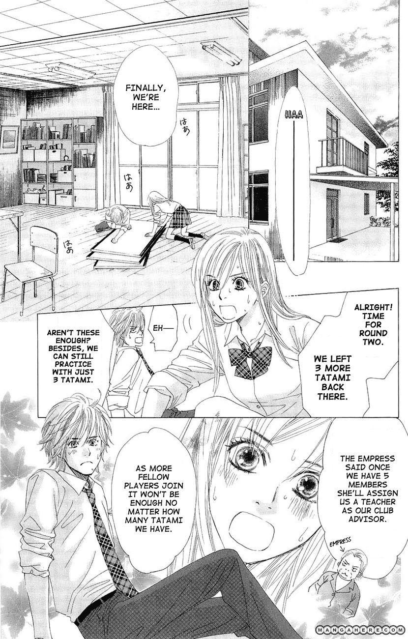 Chihayafuru 11 Page 3
