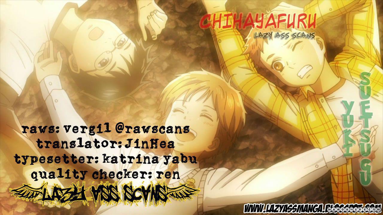 Chihayafuru 13 Page 1
