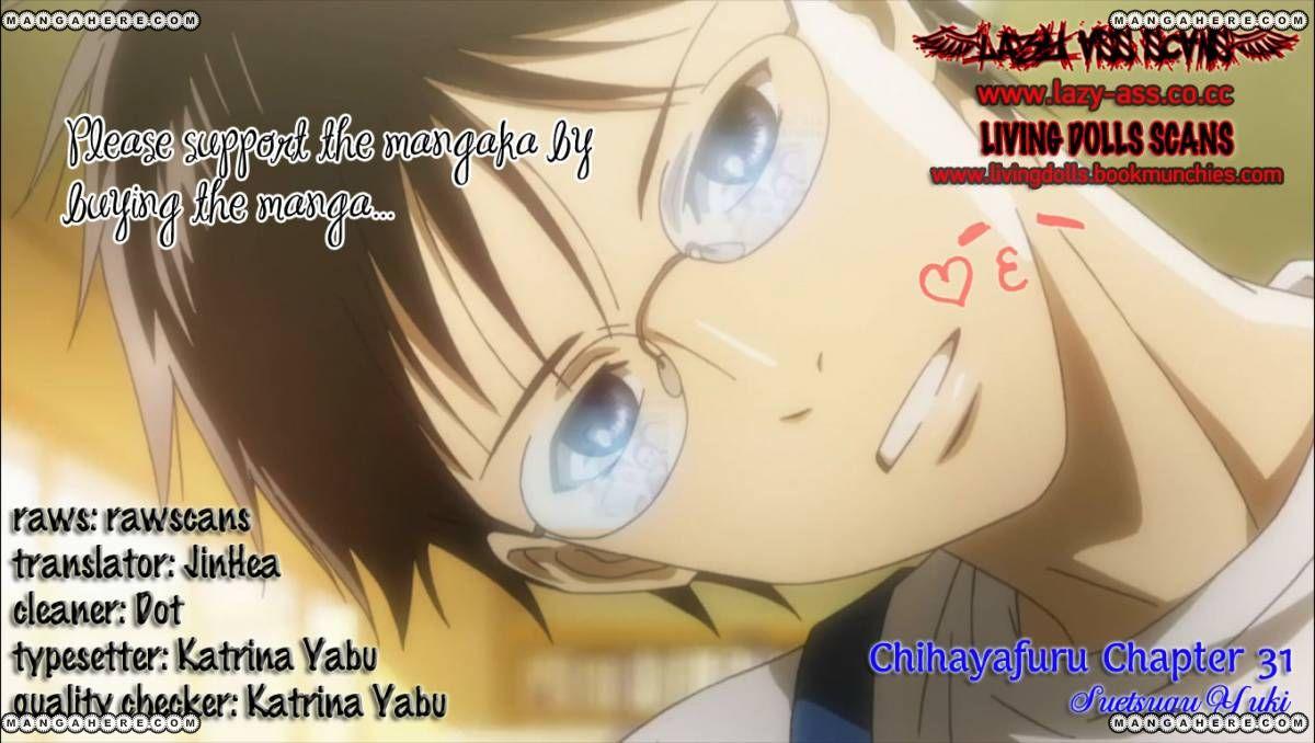Chihayafuru 31 Page 1