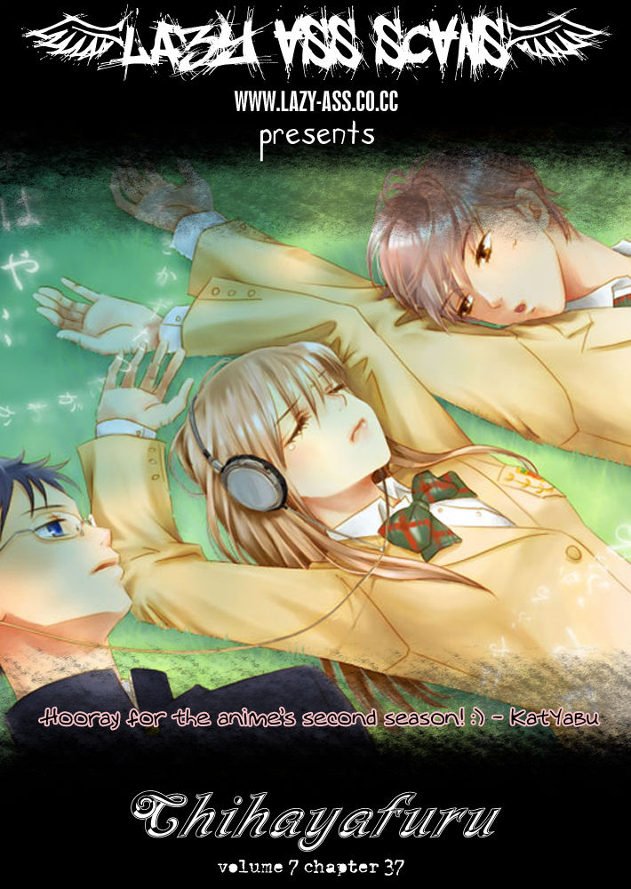 Chihayafuru 37 Page 1