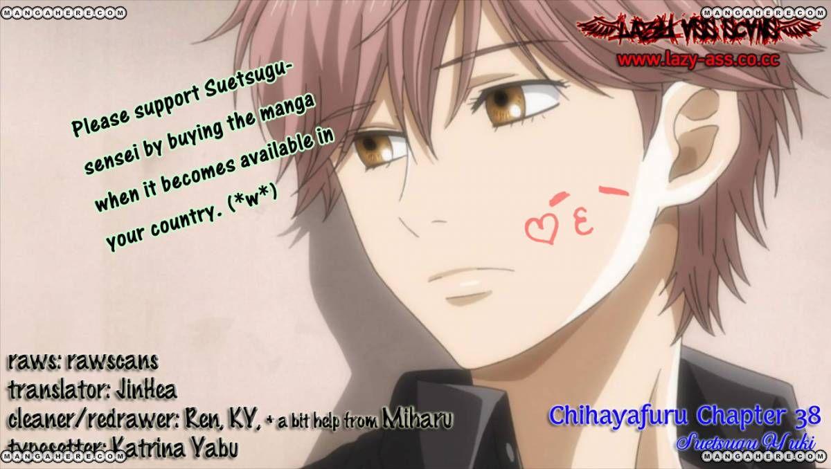 Chihayafuru 38 Page 1