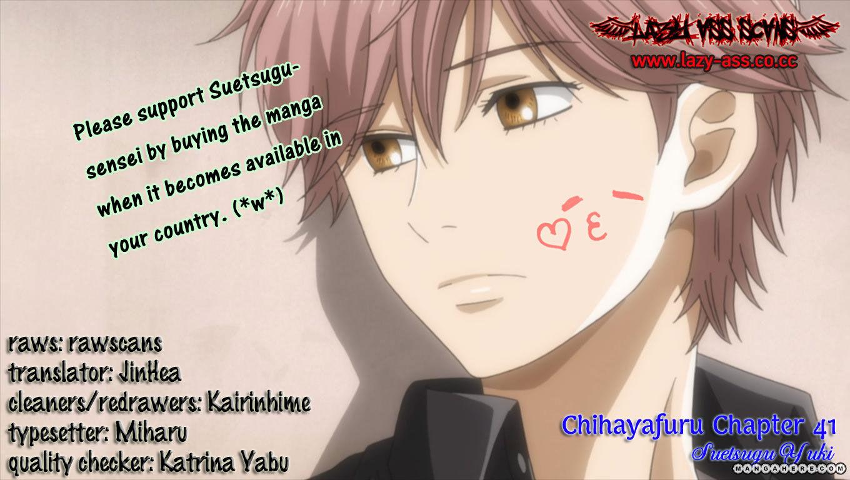 Chihayafuru 41 Page 2