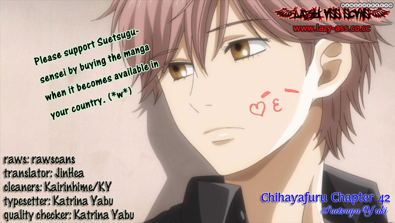 Chihayafuru 42 Page 3