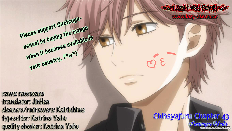 Chihayafuru 43 Page 2