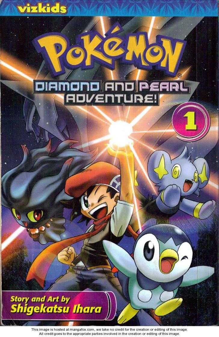 Pokémon DP 1 Page 1