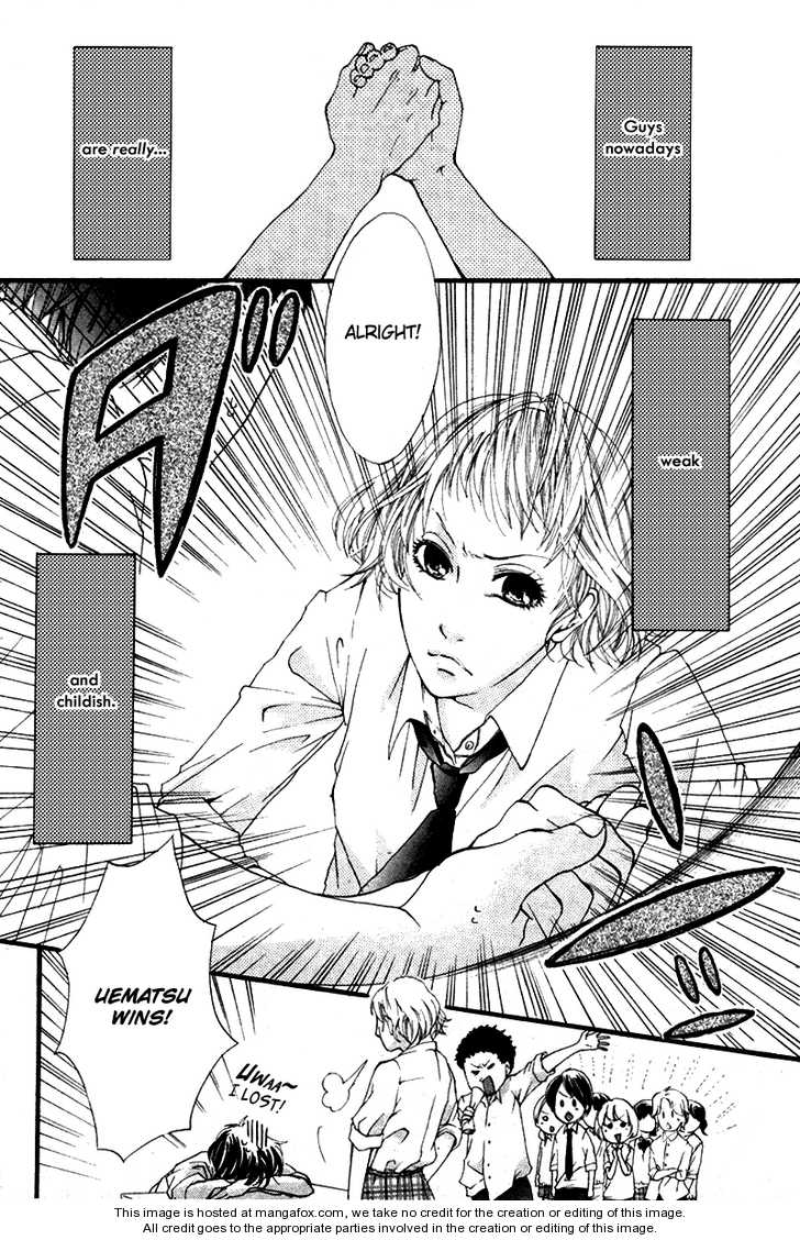 Atashi Hitori de Daijoubu 1 Page 2