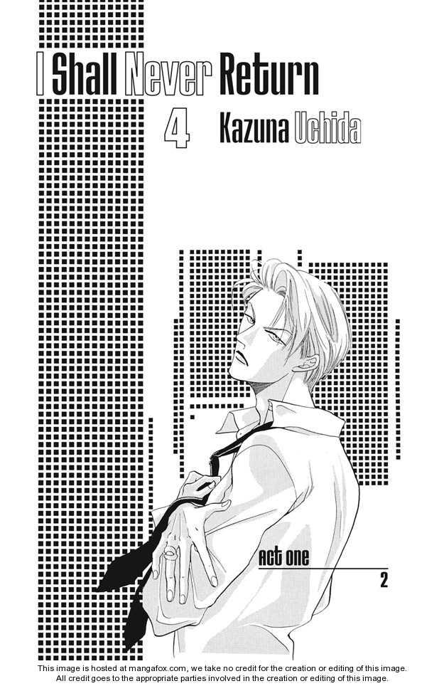 Boku wa Konomama Kaeranai 1 Page 2