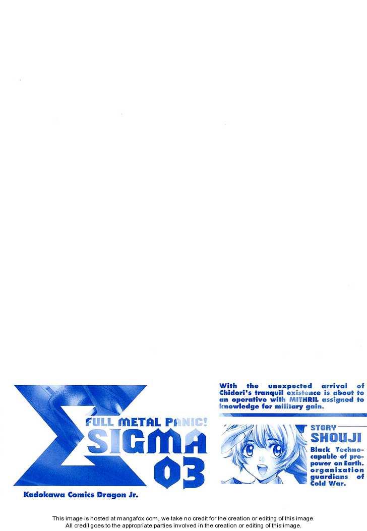 Full Metal Panic! Sigma 8 Page 2