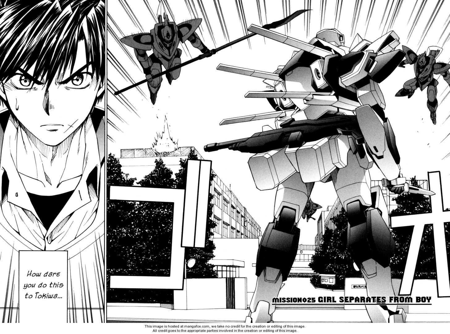Full Metal Panic! Sigma 25 Page 2