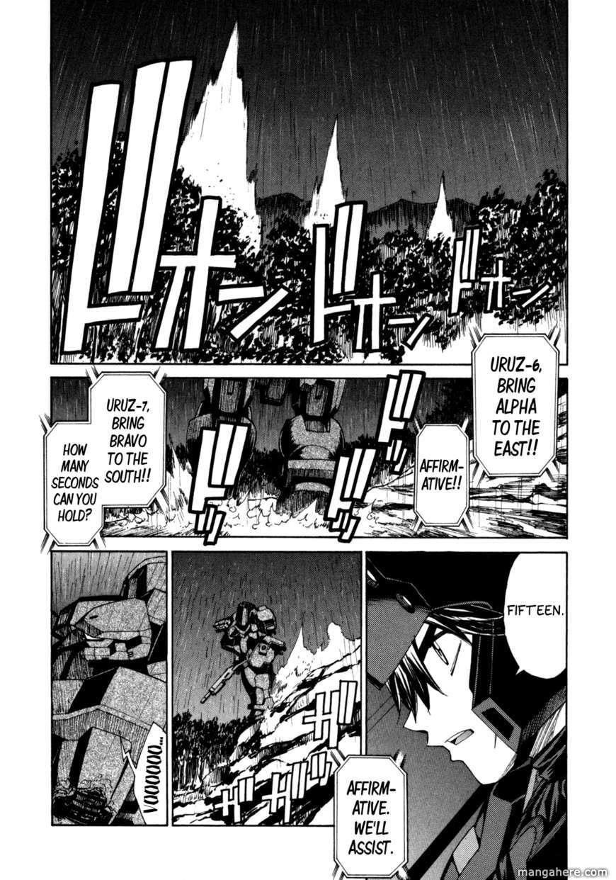 Full Metal Panic! Sigma 41 Page 2