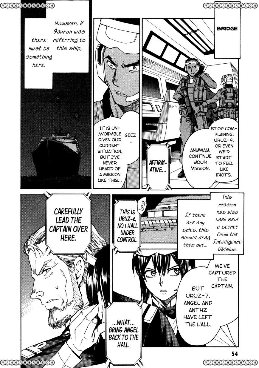 Full Metal Panic! Sigma 63 Page 2