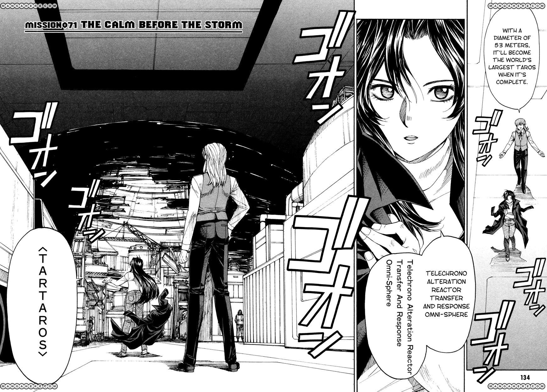 Full Metal Panic! Sigma 71 Page 2