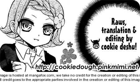 Meruhen-chan 5 Page 1