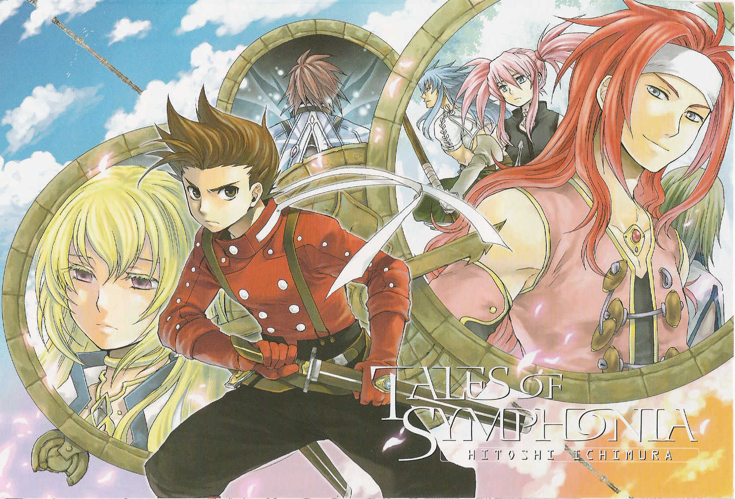 Tales of Symphonia 5 Page 2