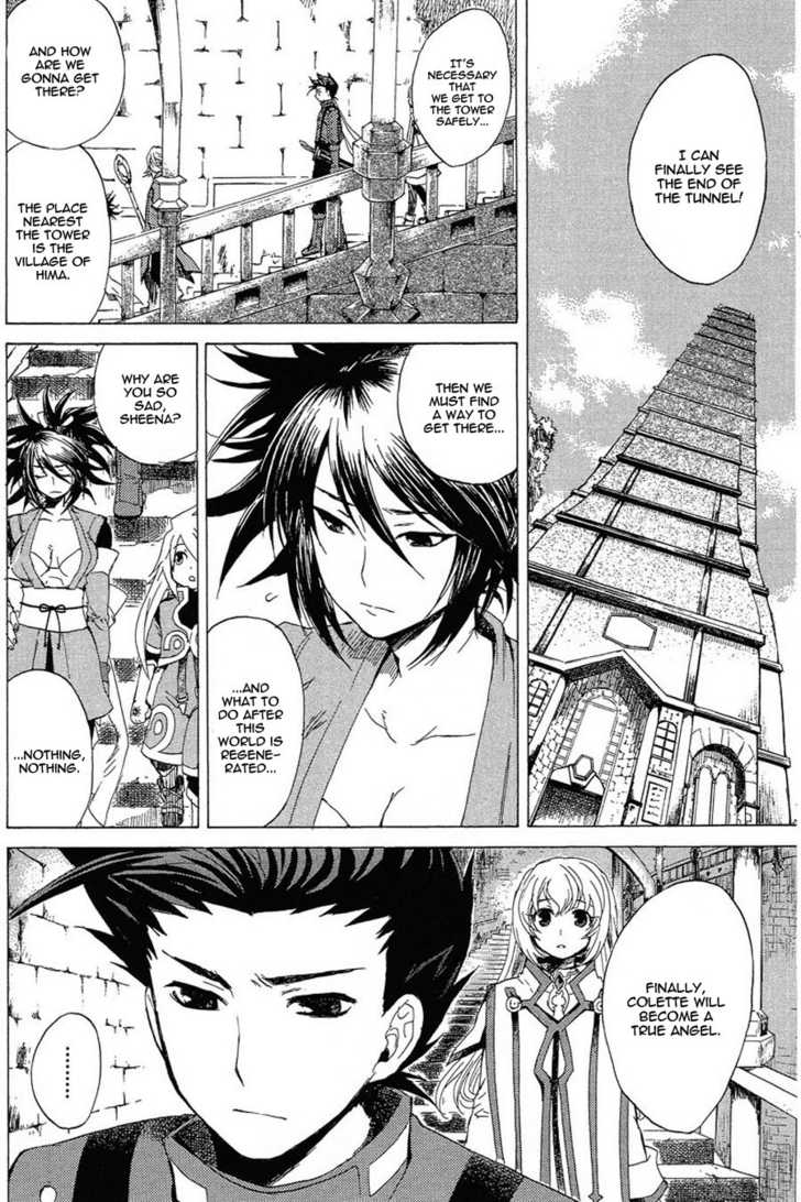 Tales of Symphonia 8 Page 2