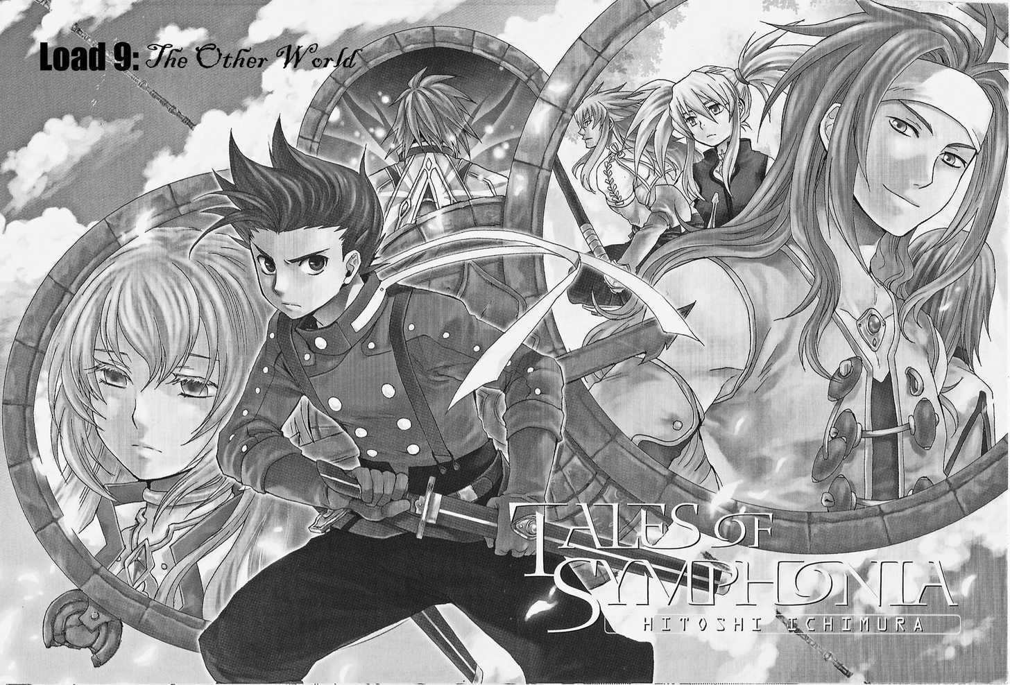 Tales of Symphonia 9 Page 2