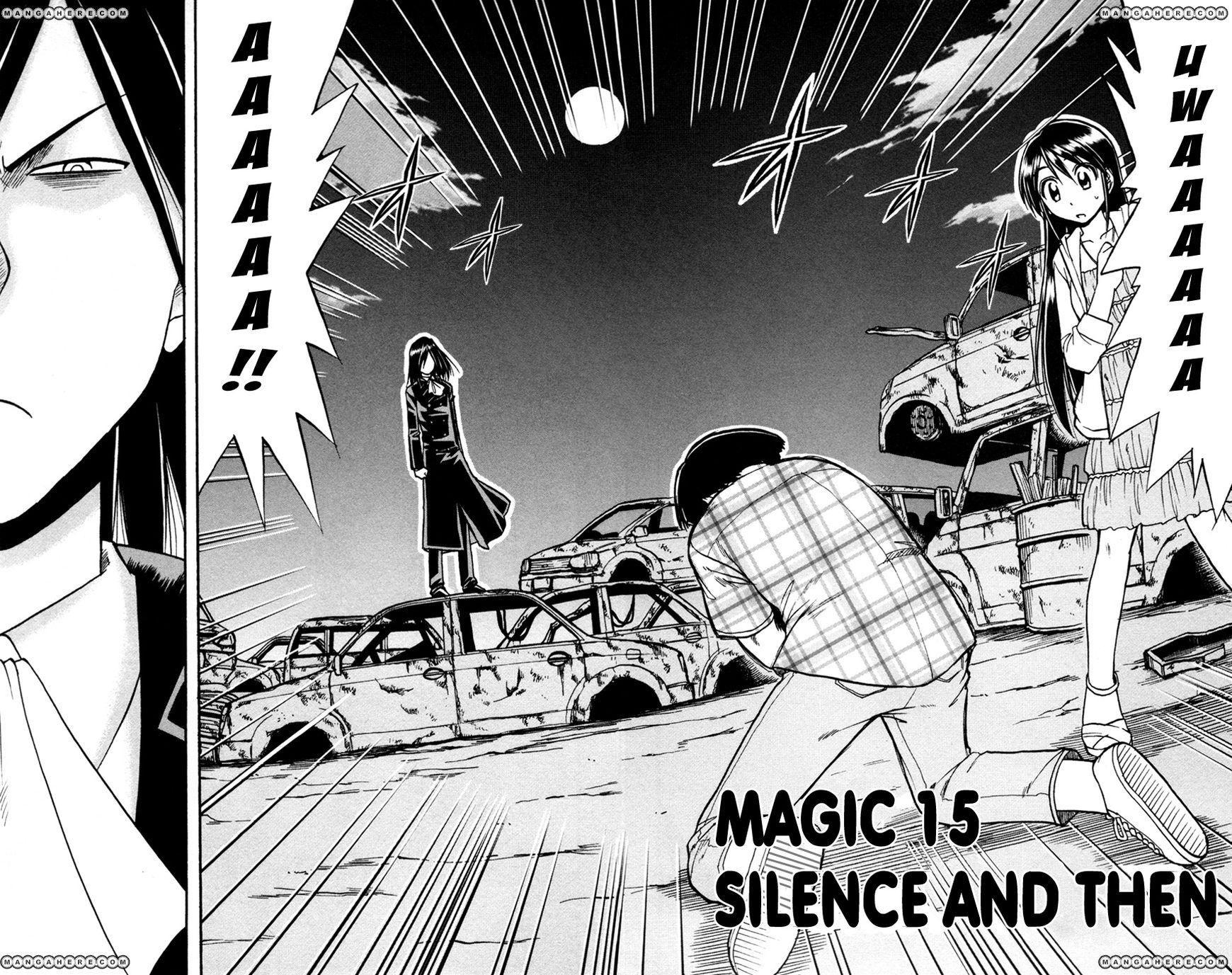 Mahou no Iroha! 15 Page 2