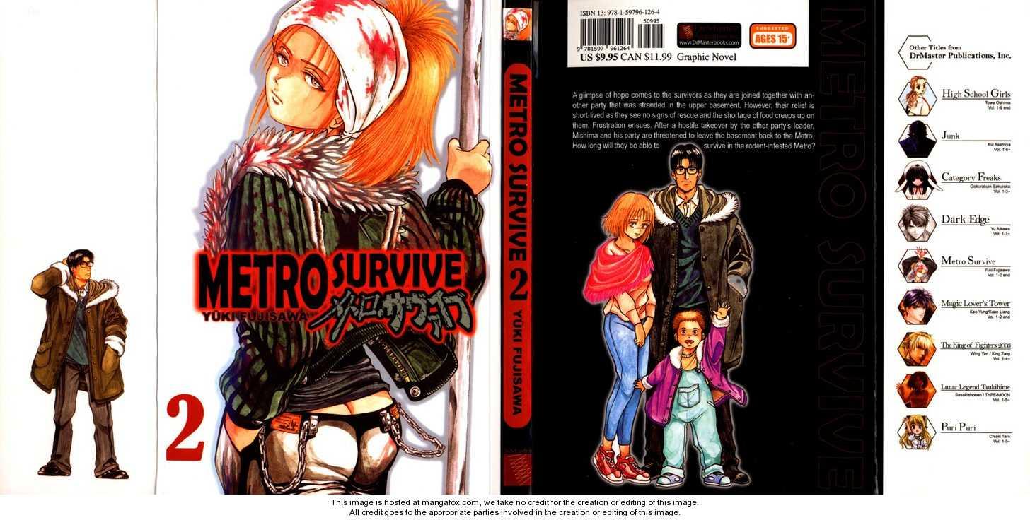 Metro Survive 9 Page 1