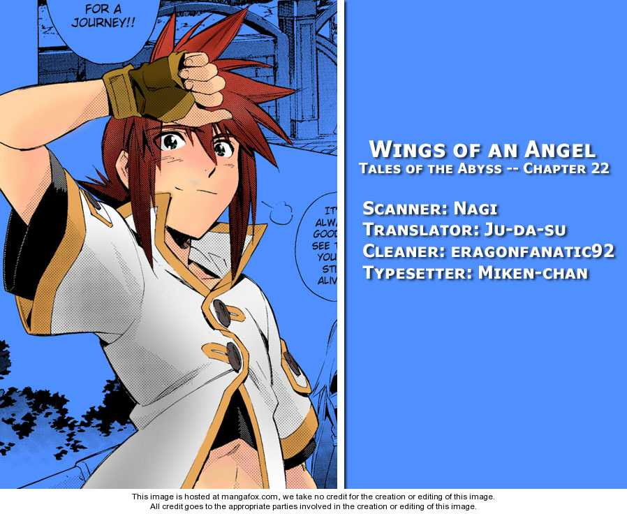 Tales of the Abyss 22 Page 1