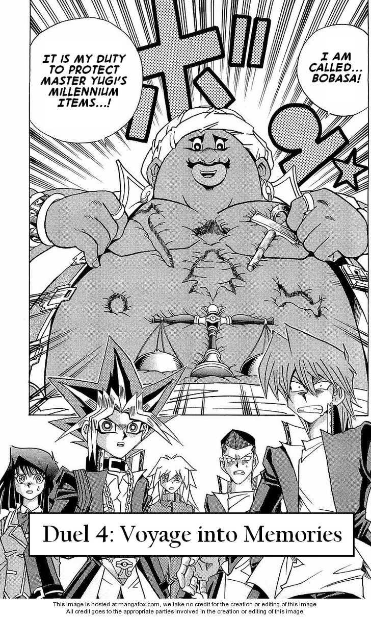 Yu-Gi-Oh! Millennium World 4 Page 1