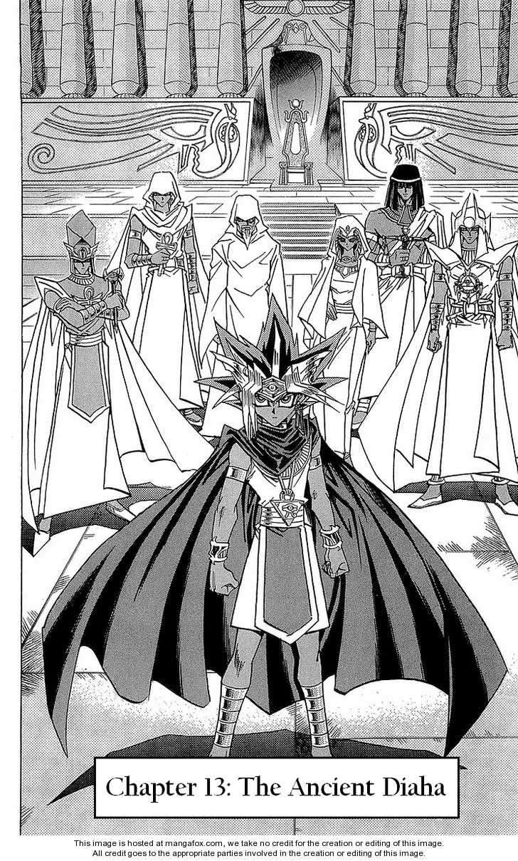 Yu-Gi-Oh! Millennium World 13 Page 2
