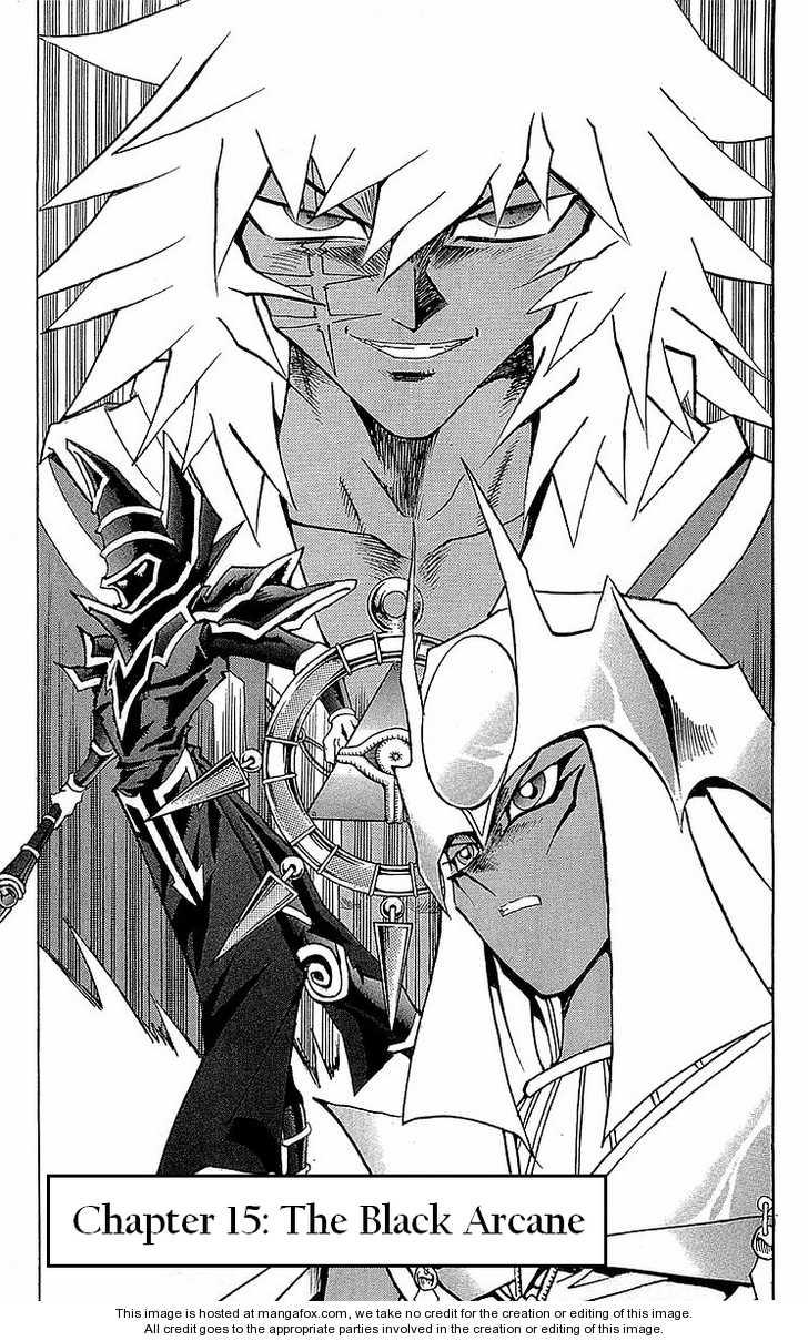 Yu-Gi-Oh! Millennium World 15 Page 1