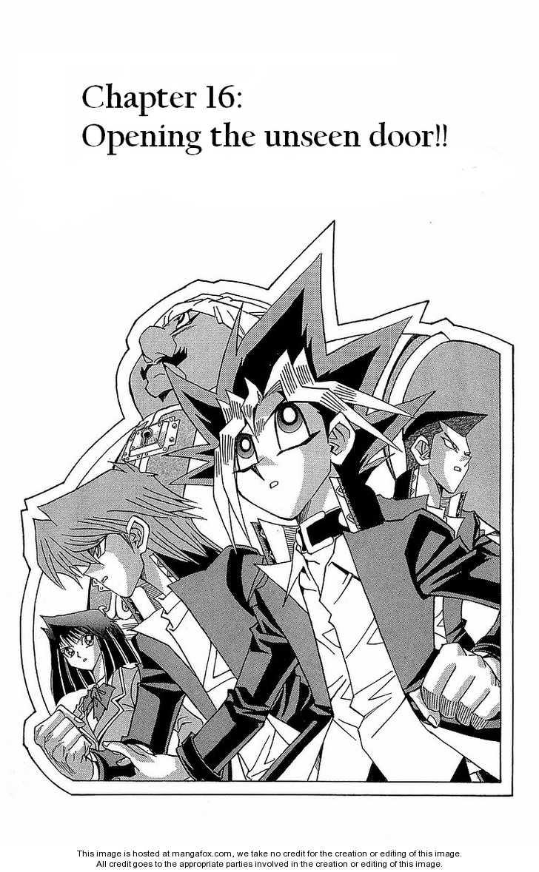 Yu-Gi-Oh! Millennium World 16 Page 1