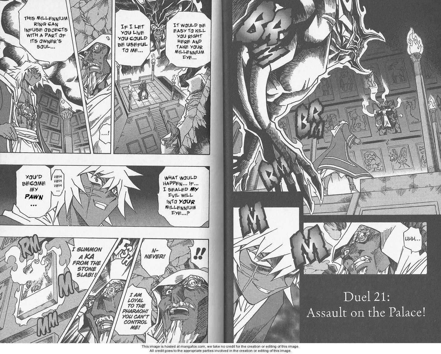Yu-Gi-Oh! Millennium World 21 Page 3