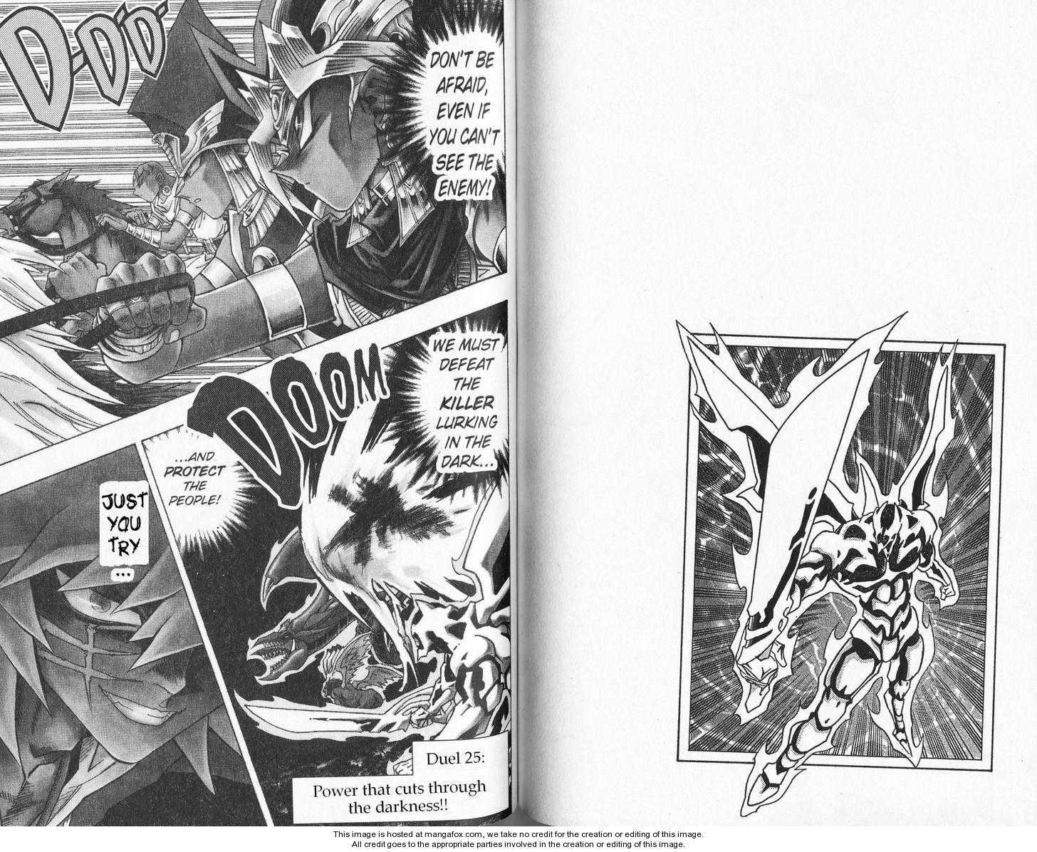 Yu-Gi-Oh! Millennium World 25 Page 1