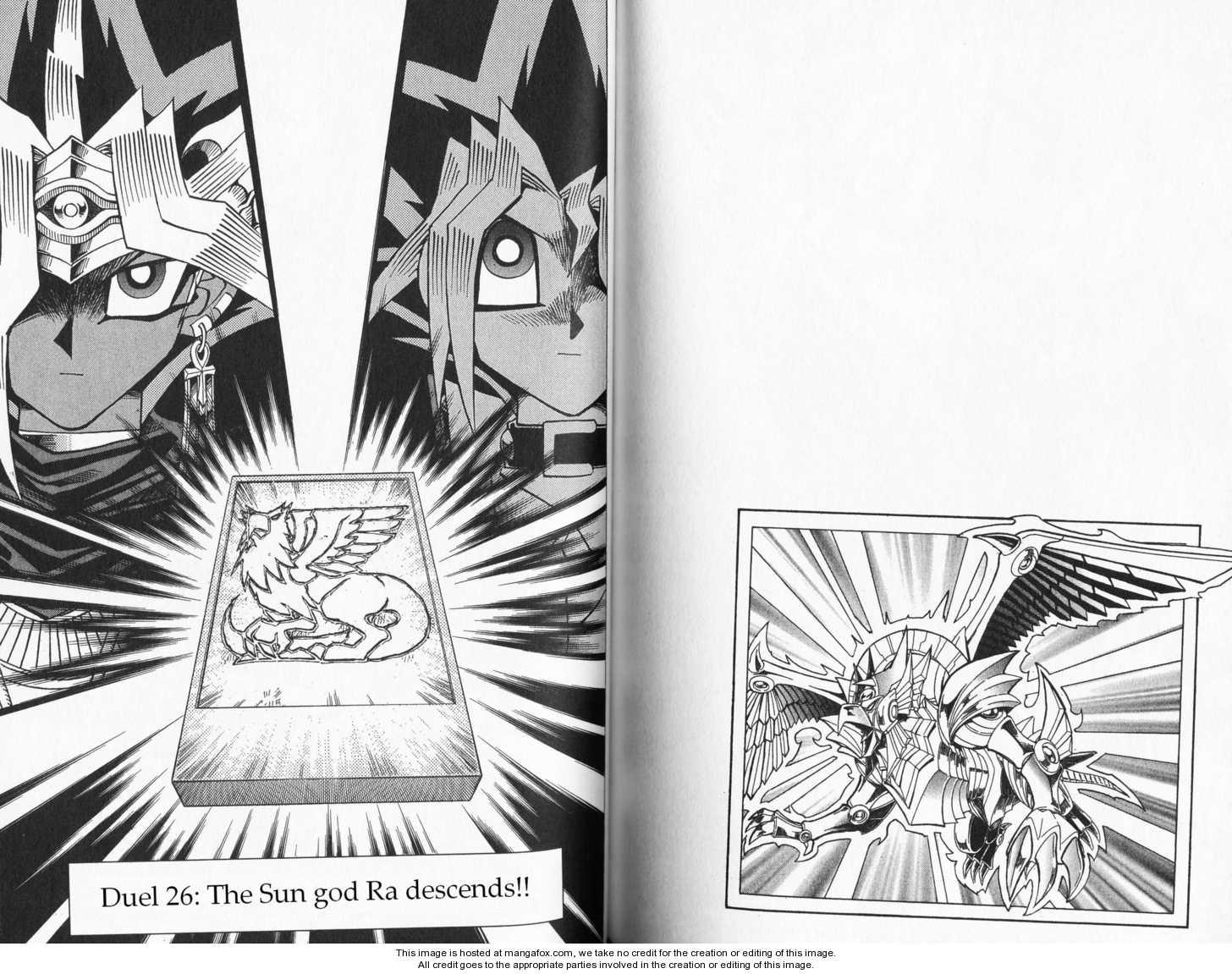 Yu-Gi-Oh! Millennium World 26 Page 1