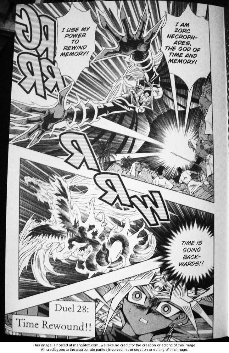 Yu-Gi-Oh! Millennium World 28 Page 1
