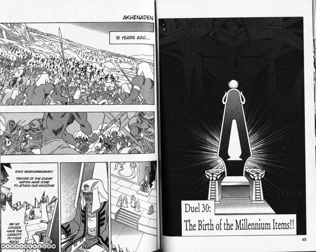 Yu-Gi-Oh! Millennium World 30 Page 2