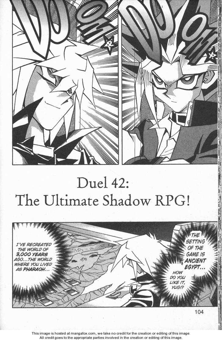 Yu-Gi-Oh! Millennium World 42 Page 2