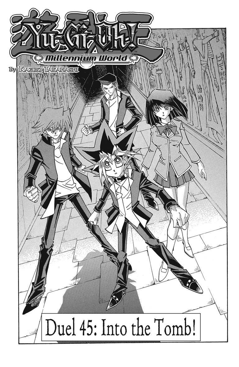 Yu-Gi-Oh! Millennium World 45 Page 1