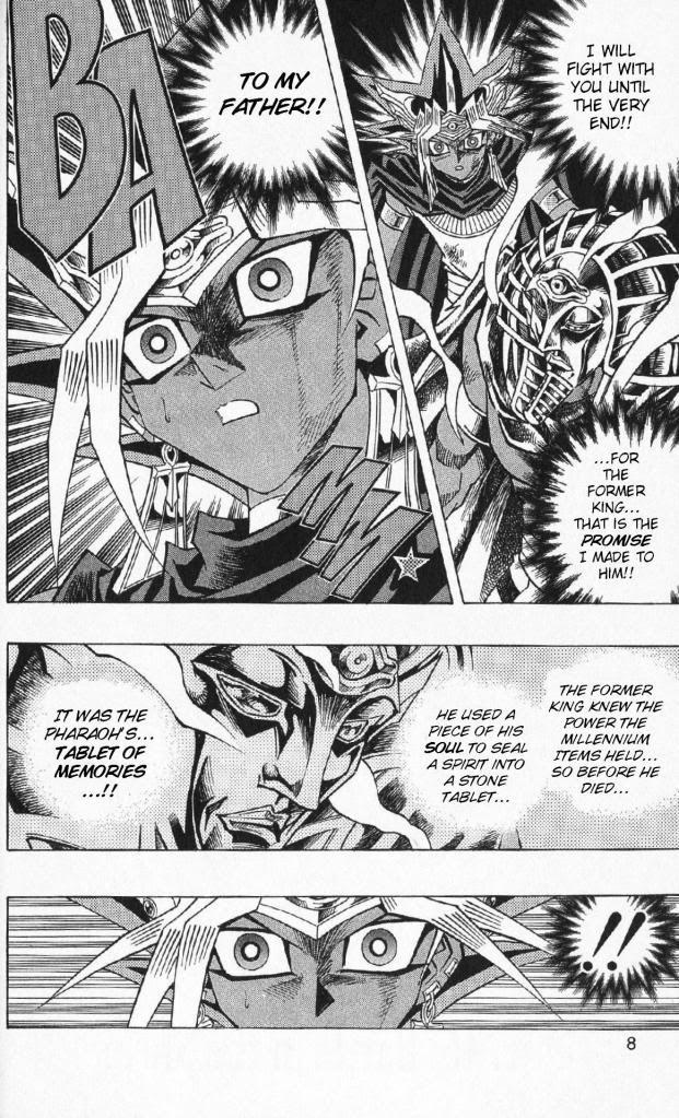 Yu-Gi-Oh! Millennium World 46 Page 3