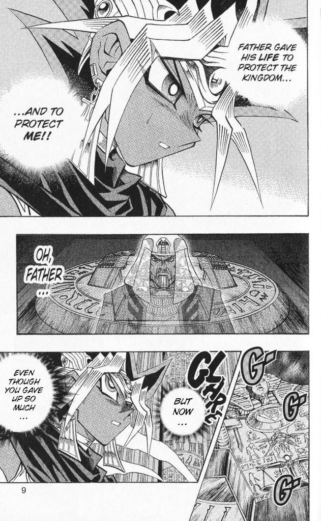 Yu-Gi-Oh! Millennium World 46 Page 4