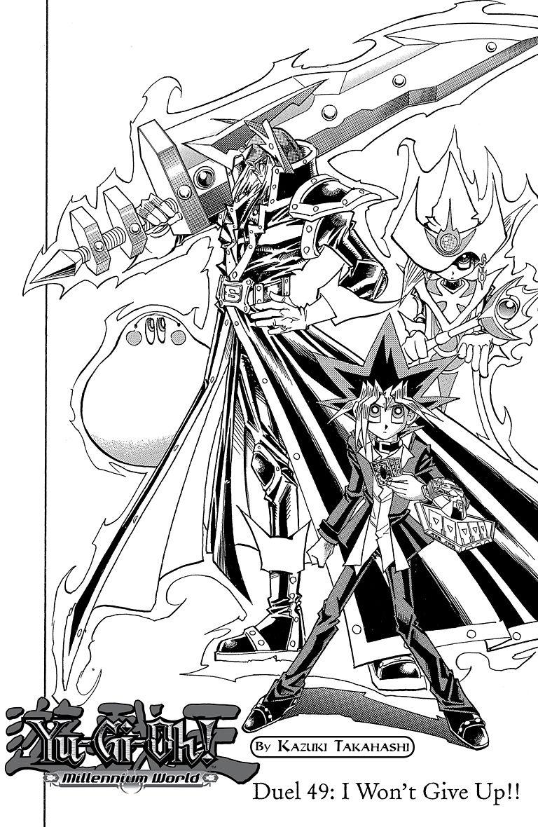 Yu-Gi-Oh! Millennium World 49 Page 2