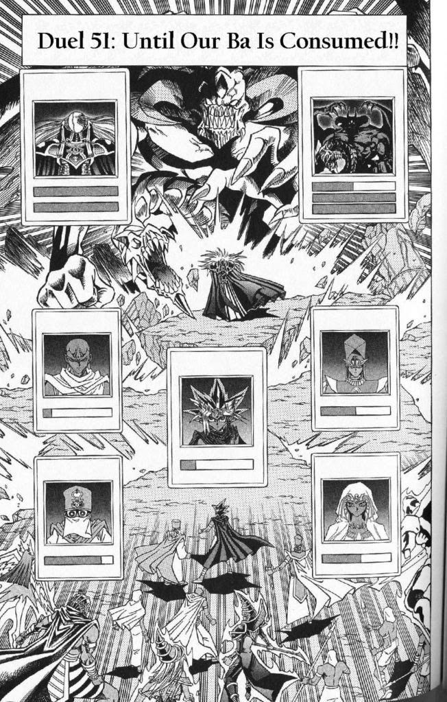 Yu-Gi-Oh! Millennium World 51 Page 1