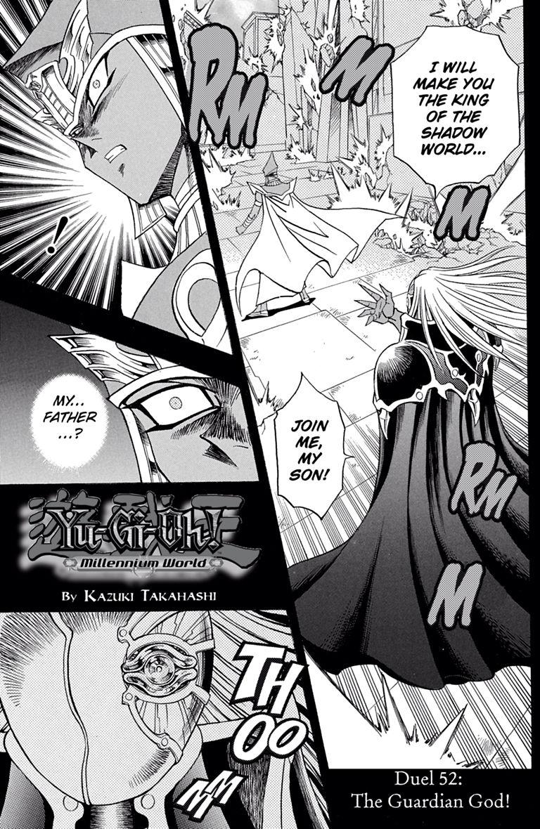 Yu-Gi-Oh! Millennium World 52 Page 1
