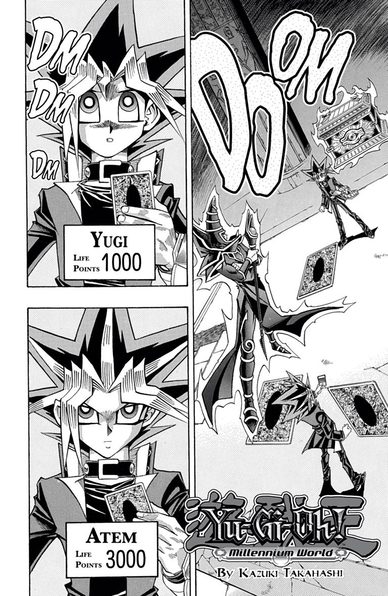 Yu-Gi-Oh! Millennium World 64 Page 2