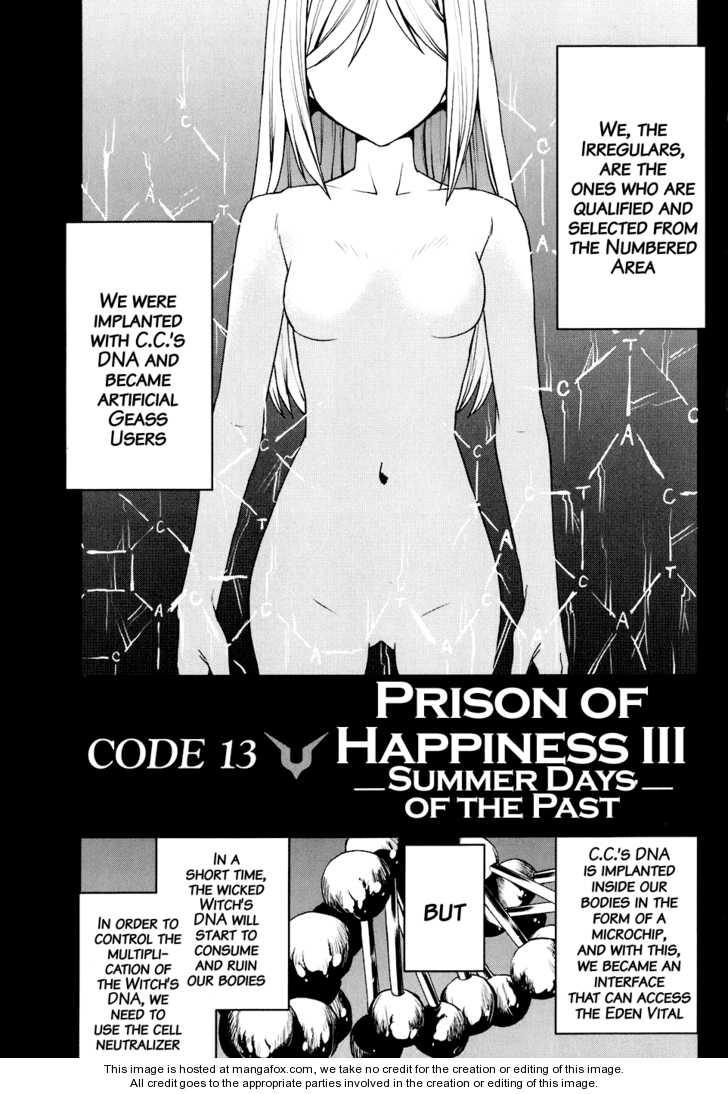 Code Geass: Nightmare of Nunnally 13 Page 2