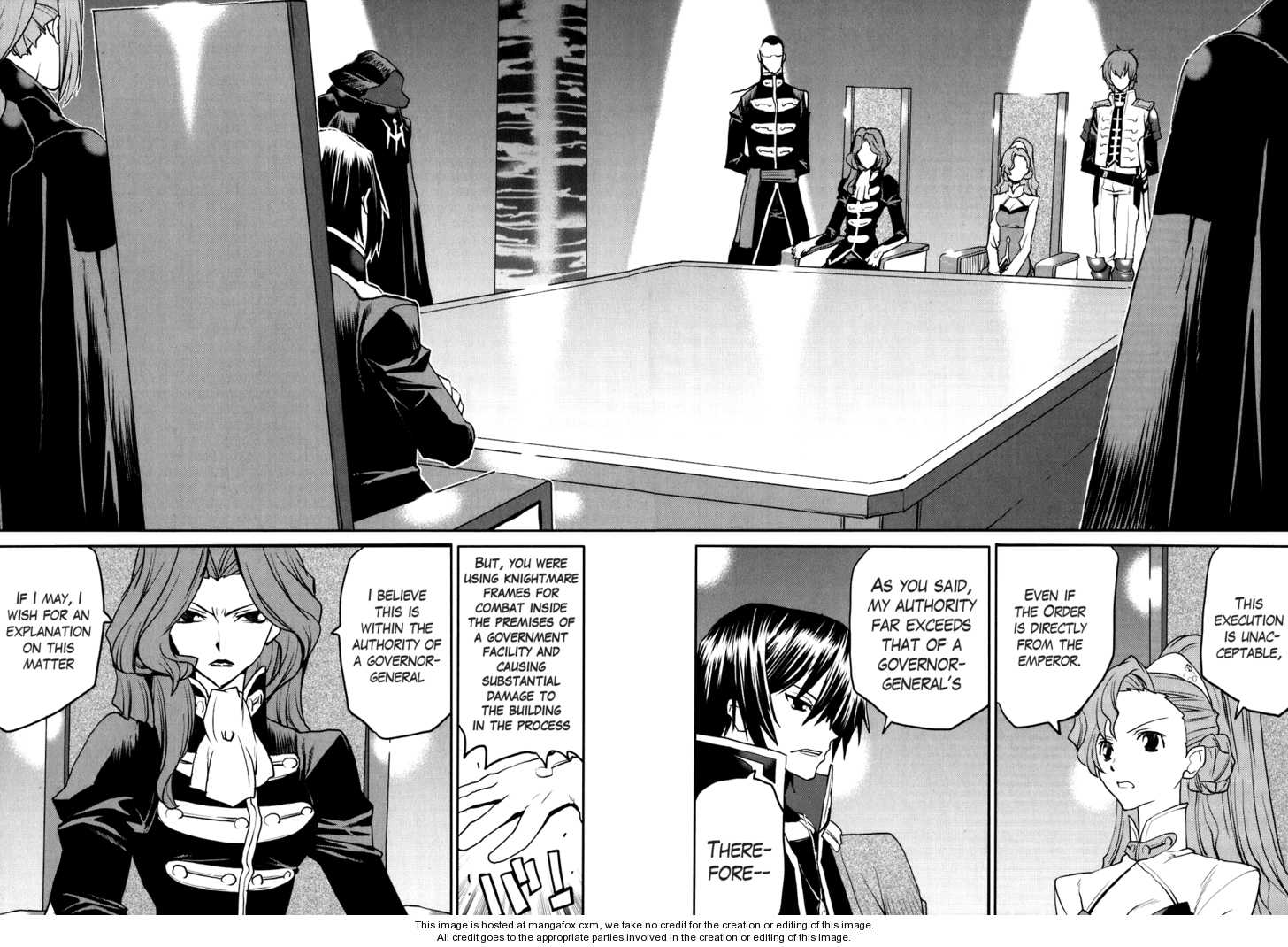 Code Geass: Nightmare of Nunnally 20 Page 2