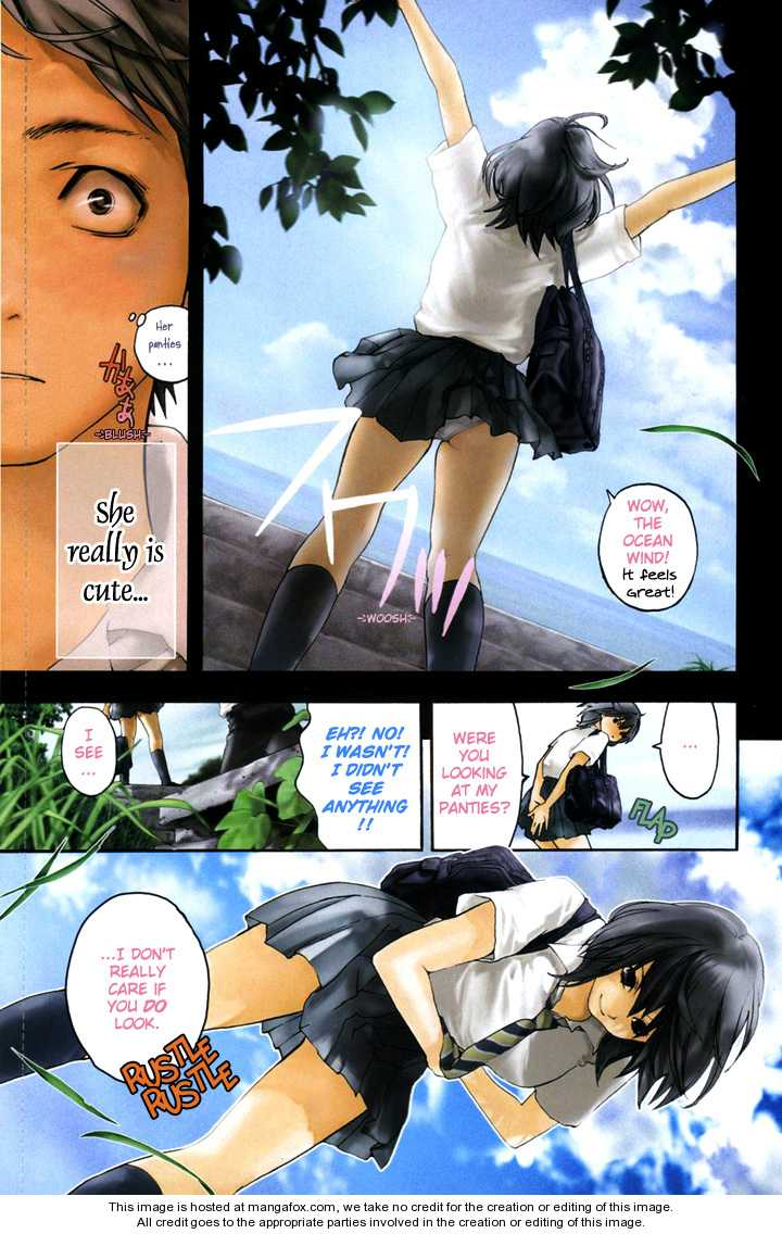 Kanojo to Natsu to Boku 1 Page 3