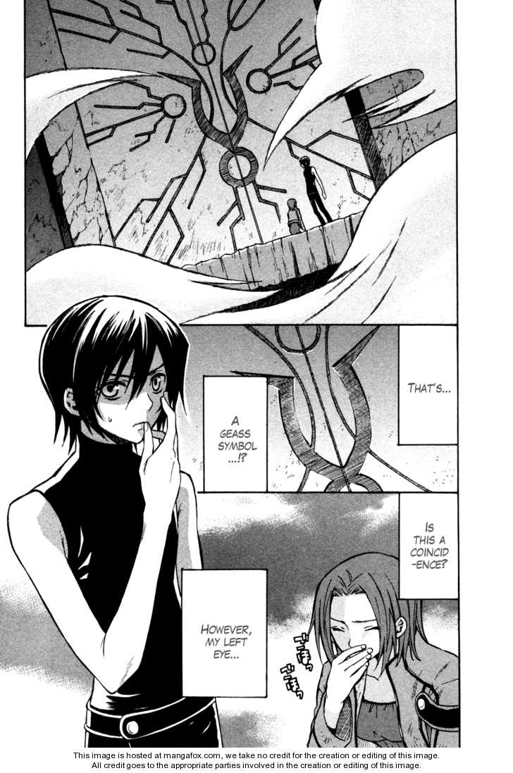 Code Geass: Lelouch of the Rebellion 15 Page 2