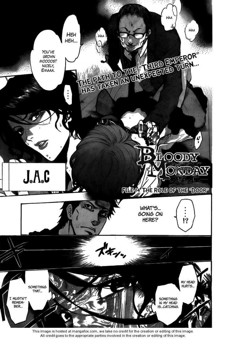 Bloody Monday Season 2 14 Page 1