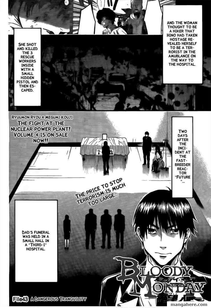Bloody Monday Season 2 43 Page 2