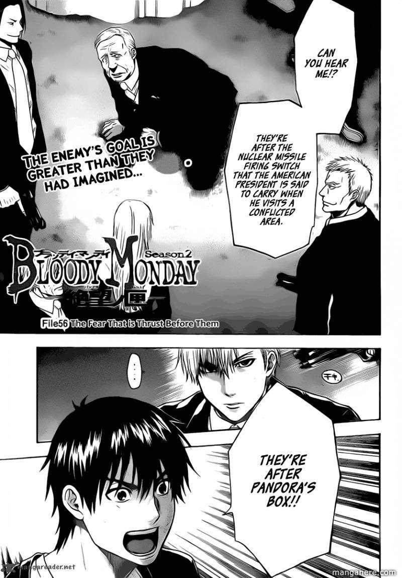 Bloody Monday Season 2 56 Page 1