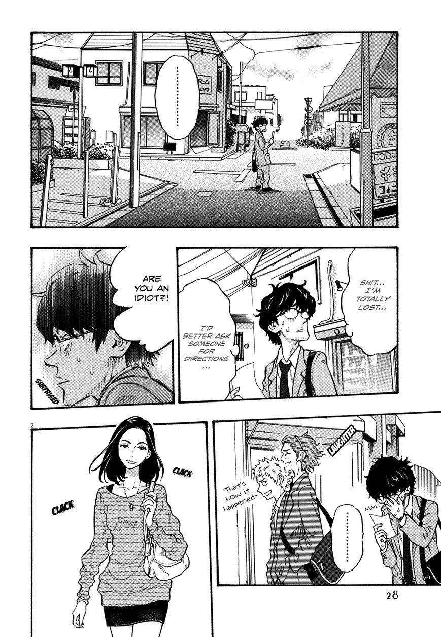 Kyou no Asuka Show 39 Page 2