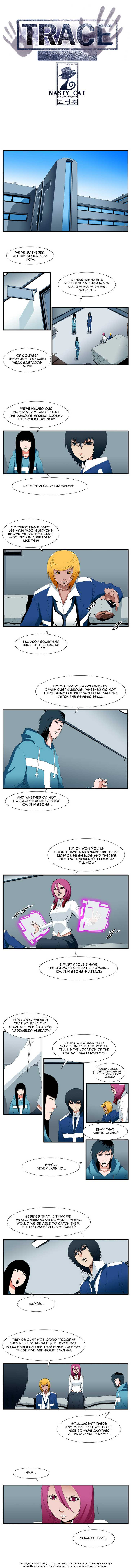 Trace 16 Page 1
